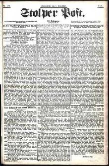 Stolper Post Nr. 281/1906