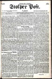 Stolper Post Nr. 283/1906