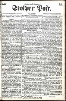 Stolper Post Nr. 286/1906
