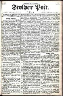 Stolper Post Nr. 287/1906