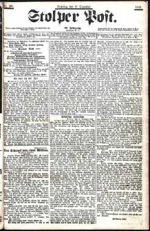 Stolper Post Nr. 295/1906