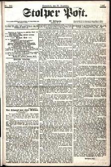 Stolper Post Nr. 303/1906