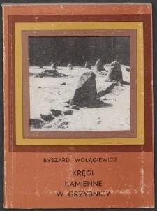 Kręgi kamienne w Grzybnicy
