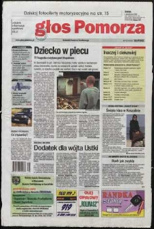 Głos Pomorza, 2002, październik, nr 230