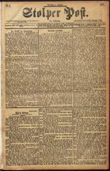 Stolper Post Nr. 2/1898