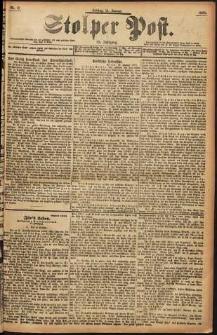 Stolper Post Nr. 17/1898