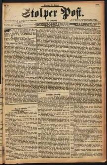 Stolper Post Nr. 25/1898