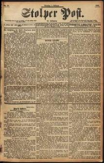 Stolper Post Nr. 26/1898