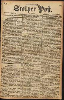 Stolper Post Nr. 30/1898