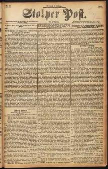 Stolper Post Nr. 33/1898