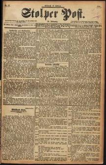 Stolper Post Nr. 39/1898