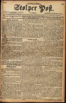 Stolper Post Nr. 42/1898