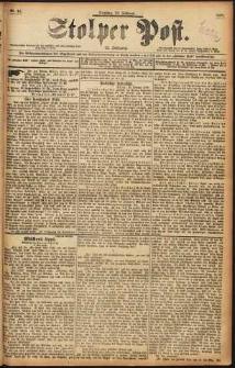 Stolper Post Nr. 44/1898