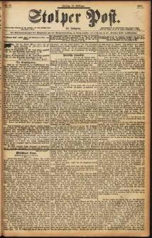 Stolper Post Nr. 47/1898