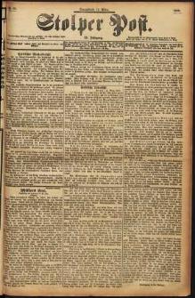 Stolper Post Nr. 60/1898