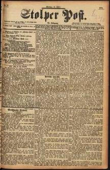 Stolper Post Nr. 67/1898