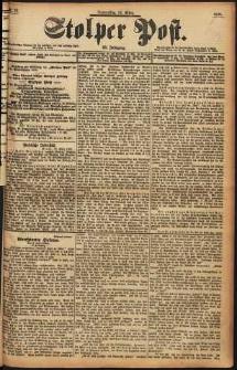 Stolper Post Nr. 70/1898