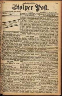 Stolper Post Nr. 76/1898