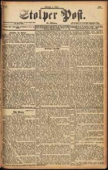 Stolper Post Nr. 79/1898