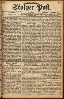 Stolper Post Nr. 84/1898