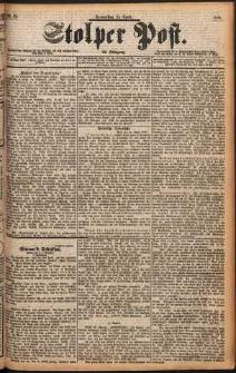 Stolper Post Nr. 92/1898