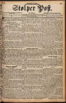 Stolper Post Nr. 94/1898