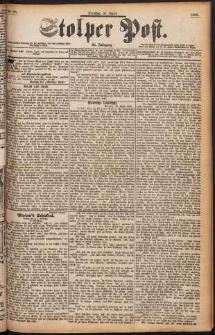 Stolper Post Nr. 96/1898