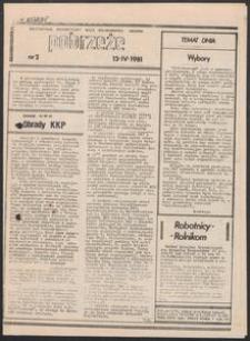 """""""Pobrzeże"""", 1981, nr 2"""