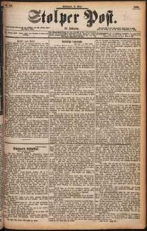 Stolper Post Nr. 109/1898