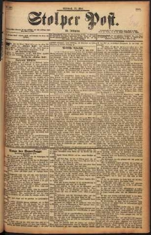 Stolper Post Nr. 120/1898
