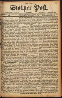 Stolper Post Nr. 129/1898