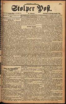 Stolper Post Nr. 132/1898