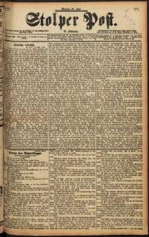 Stolper Post Nr. 141/1898