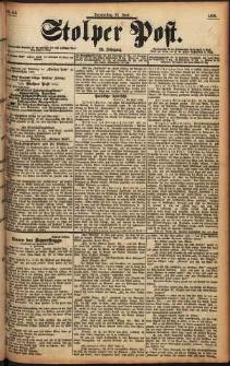 Stolper Post Nr. 144/1898