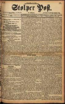 Stolper Post Nr. 150/1898