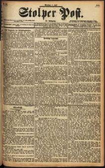 Stolper Post Nr. 153/1898