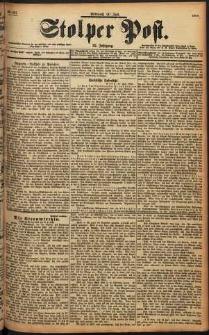 Stolper Post Nr. 167/1898