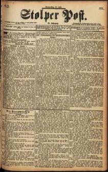 Stolper Post Nr. 174/1898
