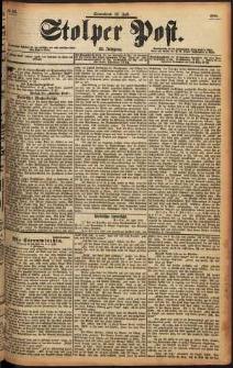 Stolper Post Nr. 176/1898