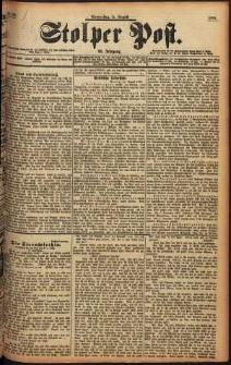 Stolper Post Nr. 186/1898