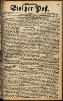 Stolper Post Nr. 191/1898
