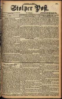 Stolper Post Nr. 194/1898