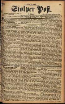 Stolper Post Nr. 199/1898
