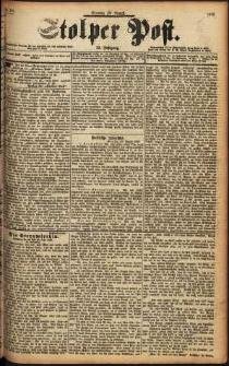 Stolper Post Nr. 201/1898