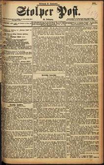 Stolper Post Nr. 221/1898