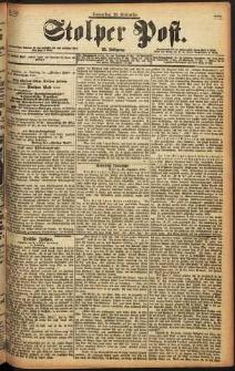 Stolper Post Nr. 222/1898