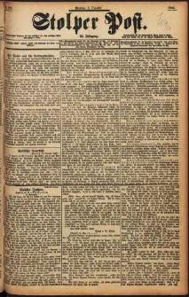 Stolper Post Nr. 231/1898