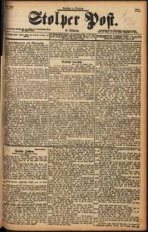 Stolper Post Nr. 232/1898
