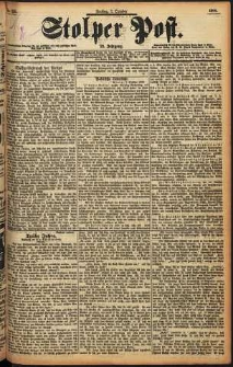 Stolper Post Nr. 235/1898