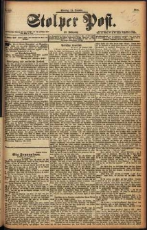 Stolper Post Nr. 249/1898